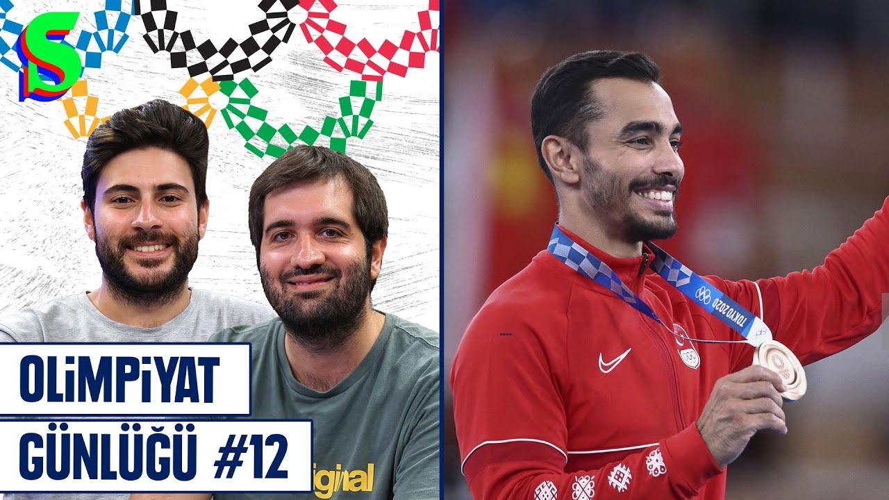 🇹🇷🥉 Ferhat Arıcan'dan Tarihi Başarı, Doncic-Gasol-Scola, Karlsten Warholm | Olimpiyat Günlüğü #12