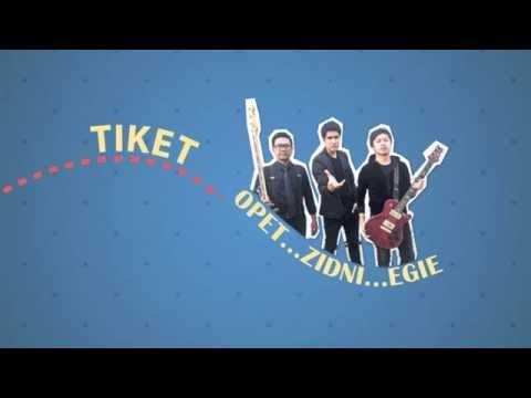 Tiket - Tertusuk Hatiku (Official Lyric Video)