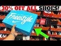 NIKE OUTLET SHOPPING!! 30% OFF ALL SHOES!! & 80% OFF HAUL!