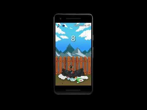 Langaw Game - Flame/Flutter Game Making Tutorial (Part 4 Demo) thumbnail