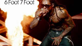 6 Foot 7 Foot-Lil Wayne feat. Cory Gunz [Explicit, HQ]