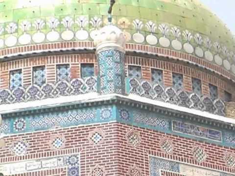 Shah Shams Darbaar (Multan) Documentary By Aman Khan NEWS5.mpg