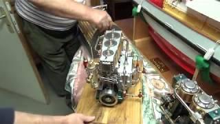 L'extraordinaire atelier de Jean-Pierre C 1/2 - Modélisme radiocommandé vapeur (Steam / Dampf)