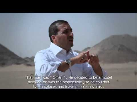 The poorest leader in the world ( Omar )
