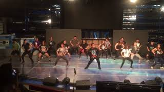 Showtime Dancers and XB Gensan rehearsal