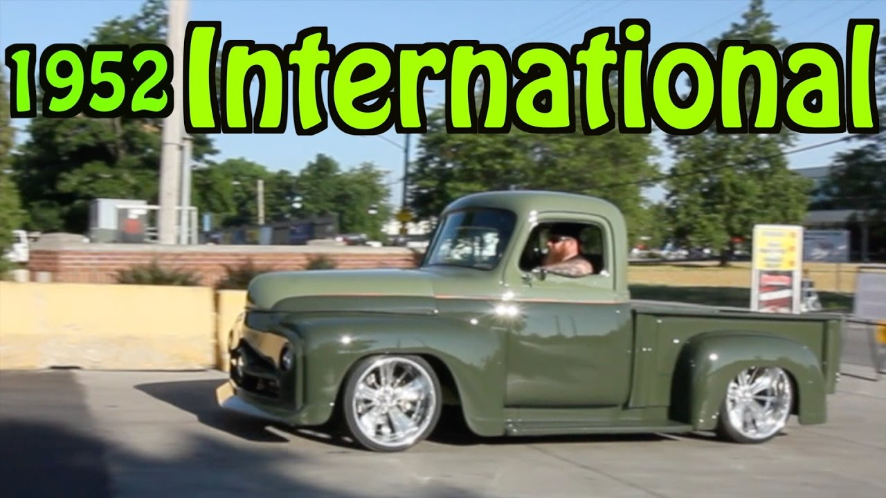 1952 International / Gears Wheels and Motors