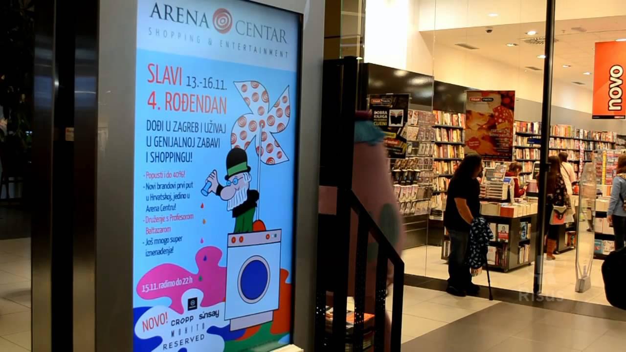arena slavi rođendan Arena Centar slavi 4. rođendan sa Baltazarom (whole video)   YouTube arena slavi rođendan