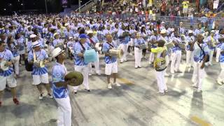 Esquenta Bateria Caprichosos de Pilares - Carnaval 2015