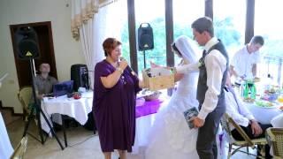 живые бабочки на свадьбе