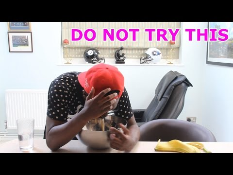 Thumbnail: BANANA AND SPRITE CHALLENGE - DO NOT TRY THIS!!