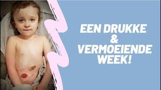 VLOG 36   Een dukke & vermoeiende week!   MommyTalk VLOGS