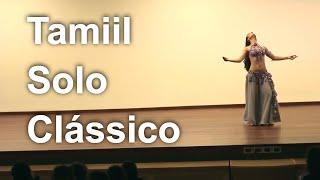 Tamiil Solo Clássico   Aline Mesquita Dança do Ventre   Porto Alegre - RS