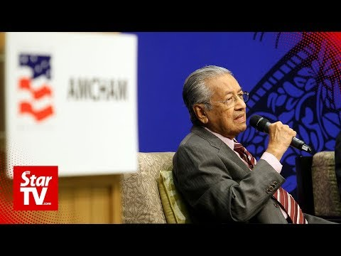 Dr M: We are nice people no need for travel advisory against Malaysia