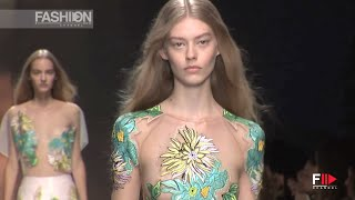 Blumarine Full Show Spring Summer 2015 Milan By Fashion Channel