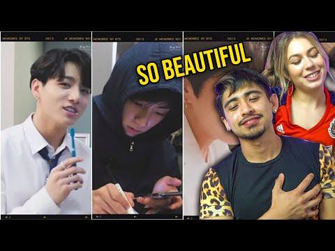BTS 'Euphoria' (DJ Swivel Forever Mix) Beautiful Reaction!
