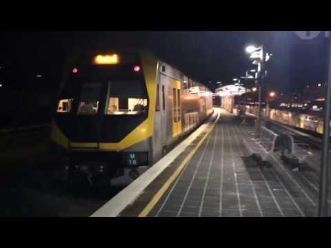 Sydney Trains On Location Episode 562: Macdonaldtown at Night
