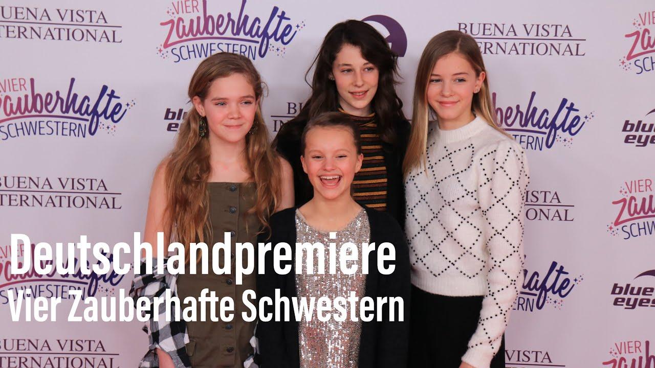 4 Zauberhafte Schwestern Kino