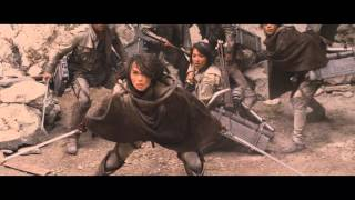 Атака титанов. Фильм второй: Конец света - Трейлер (дублированный) 1080p