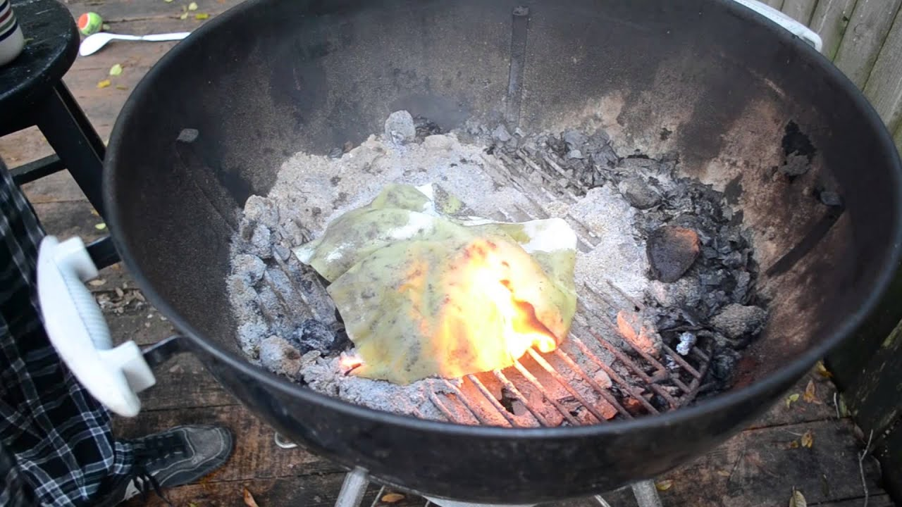 how to light charcoal without lighter fluid youtube