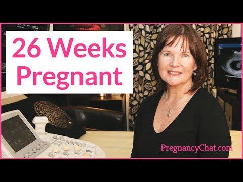 Week 26 of the Pregnancy