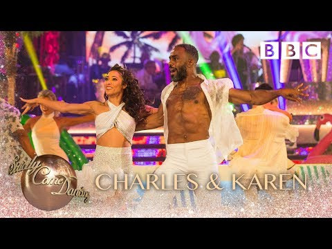 Mix - Charles Venn and Karen Clifton Samba to 'La Bamba' to Connie Francis - BBC Strictly 2018