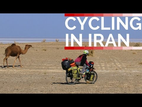 REAL STORY of IRAN YOU WILL NEVER HEAR from TV | Cycling In Iran