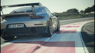 new Porsche 911 GT2 RS and parkour founder David Belle | promo video and intro clips