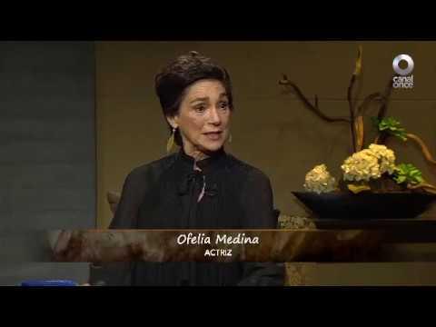 Conversando con Cristina Pacheco - Ofelia Medina (16/06/2017)
