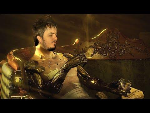 Нарезка стрима от 22.08.2016 Deus Ex: Human Revolution [Король Стелса]