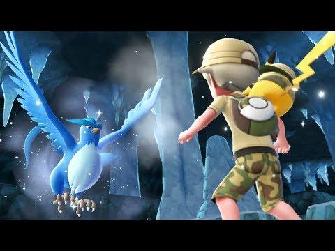 (Zapis LIVE) Articuno! (Pokemon Let's GO Pikachu ! Odc. Bonusowy)