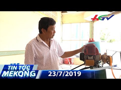 Vua sáng chế miền Tây | TIN TỨC MEKONG - 23/7/2019