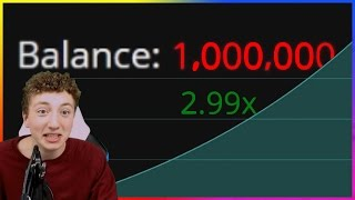 I went from 1.000.000 to .......? Gambling on CSGOAtse!