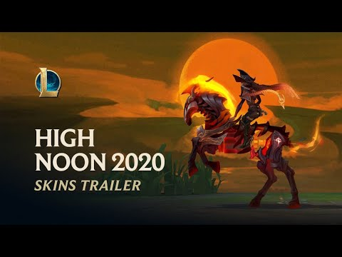 High Noon 2020: Face Your Demons | Official Skins Trailer - League of Legends