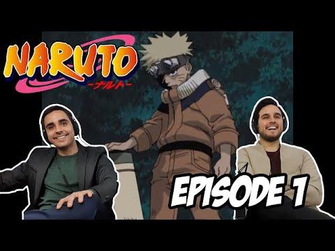 Download Naruto Episode 1 -  Enter: Naruto Uzumaki - BROTHERS REACTION!