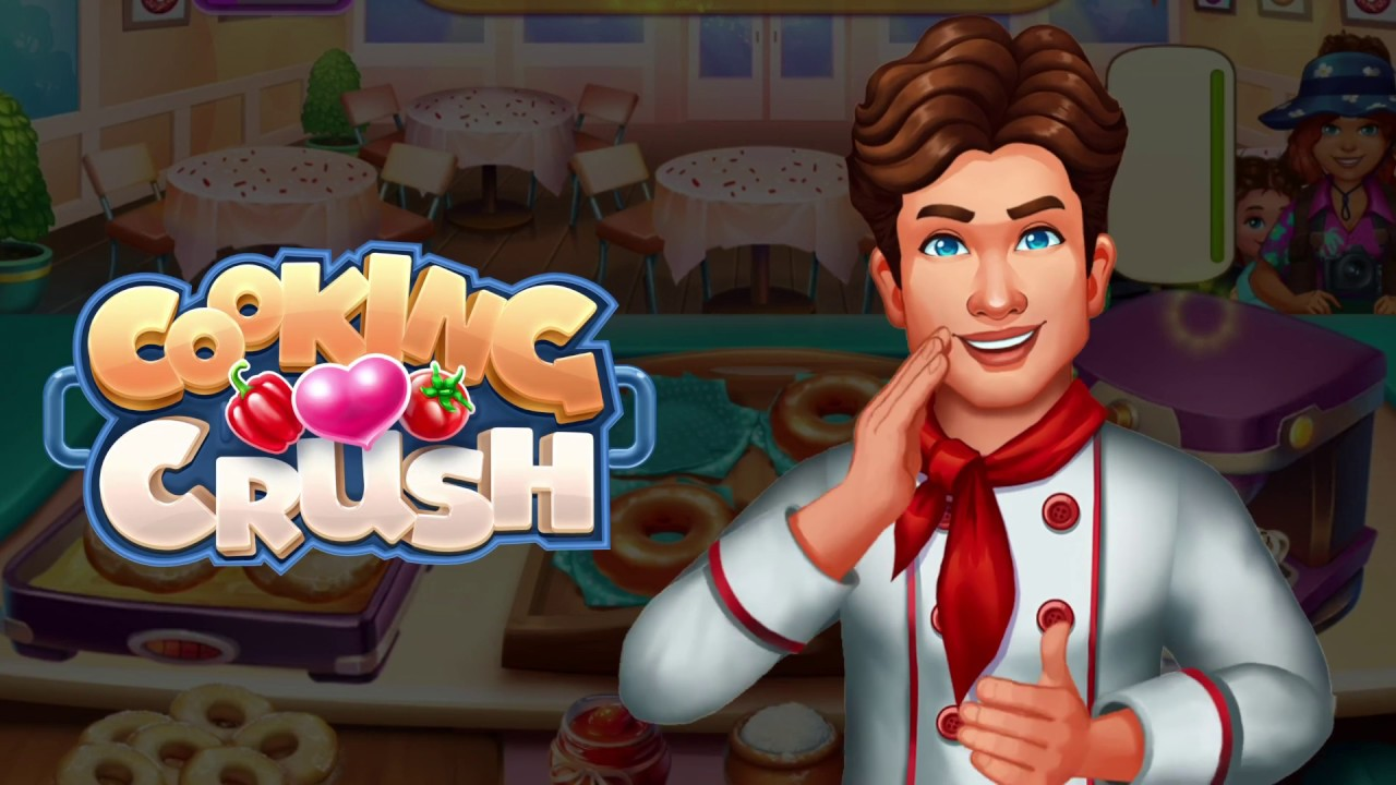 Cooking Crush | Best cooking games of 2020 | Play Free Cooking games | Play, Cook, Serve
