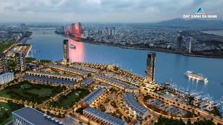 DỰ ÁN KHU PHỨC HỢP BẾN DU THUYỀN SÔNG HÀN Marina Complex  ĐÀ NẴNG