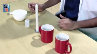 Simple Science Experiment | Co2 is heavier than Air | Demonstration