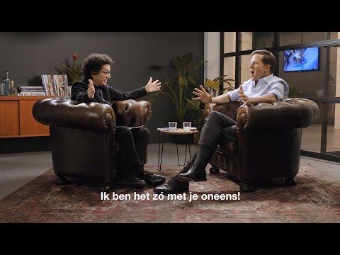 Het Mark Rutte interview: Kiezen met VICE