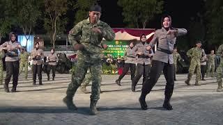 Download lagu Goyang Tobelo TNI-Polri, Sinergitas Divif 2 Kostrad dengan Polres Kabupaten Pasuruan