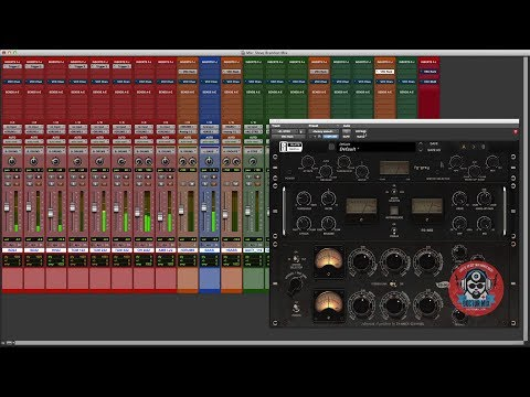 Mixing with Slate Digital plugins (VBC, VCC, Trigger 2)