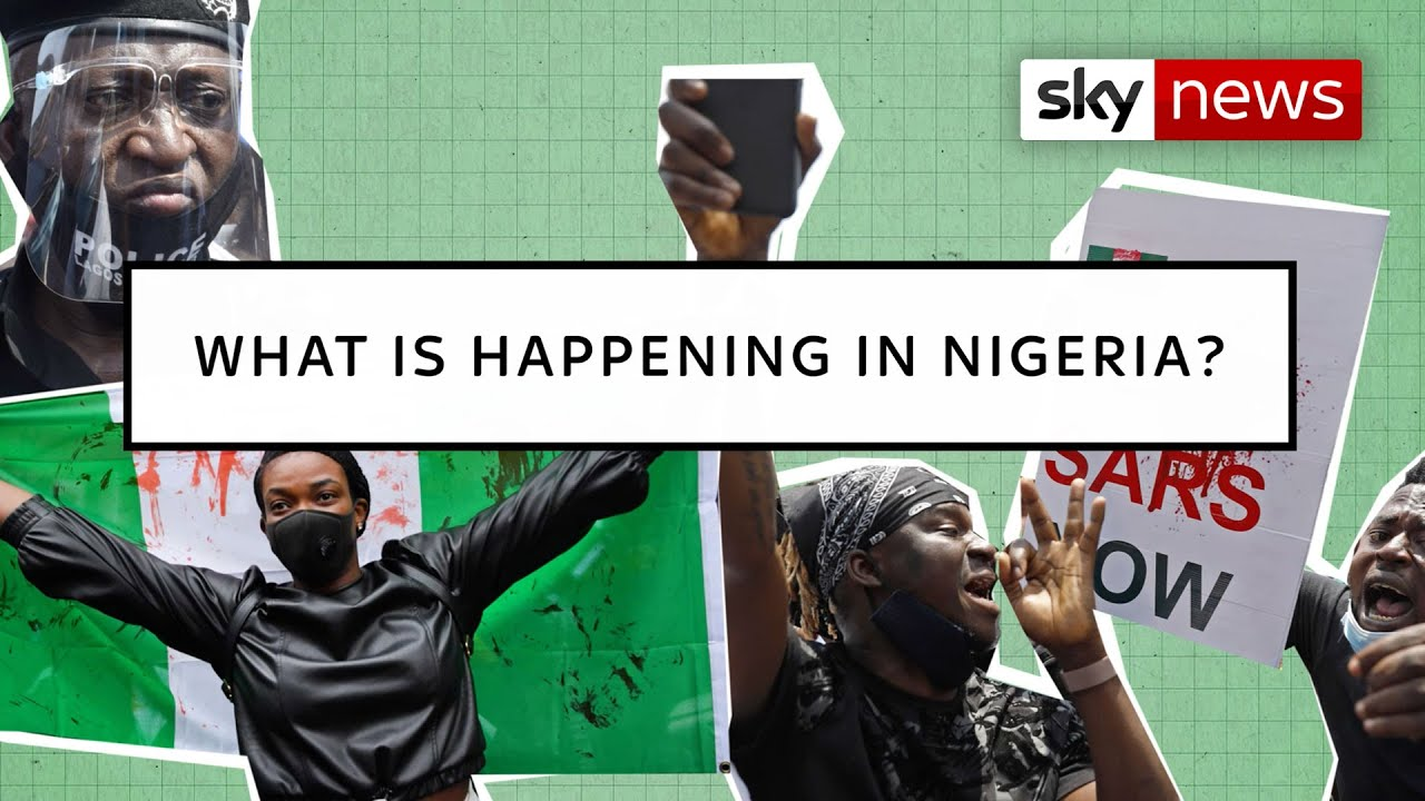 End Sars: What is happening in Nigeria?