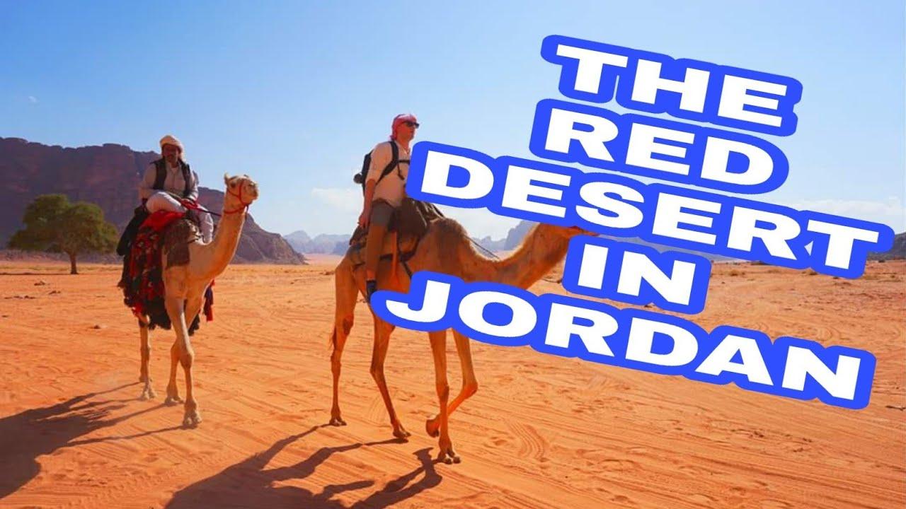 THE RED DESERT IN JORDAN|BORACAY VLOG