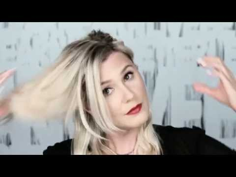 Festival Hairstyle Tutorial: How to Create Desert Waves Using a Flat Iron in 5 Minutes!