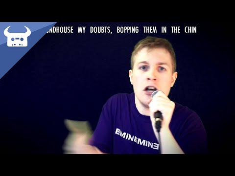 BRIT RAPS FAST | Dan Bull vs Em - Gap Rod