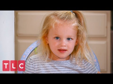 Riley's First Day Of Pre-K! | OutDaughtered
