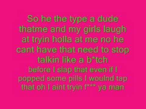 Tila Tequila~Fuck ya Mann Lyrics