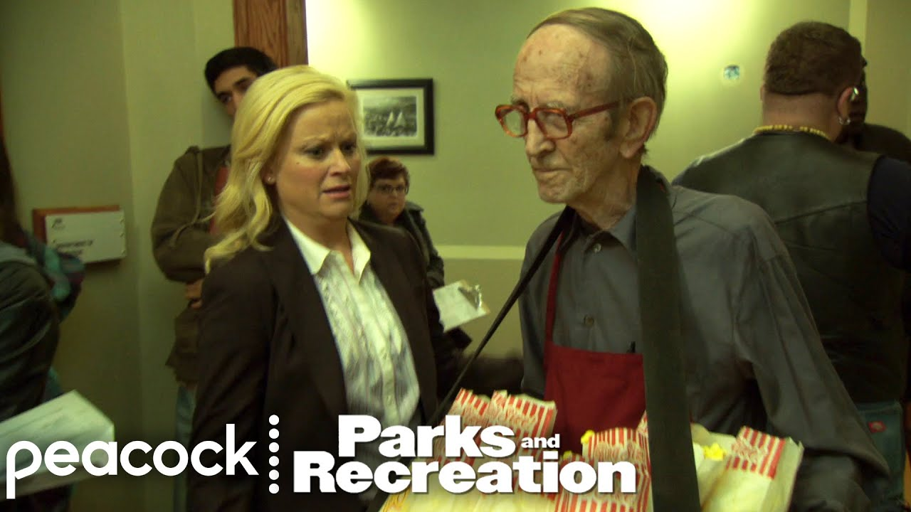 Fourth Floor from Hell - Parks and Recreation