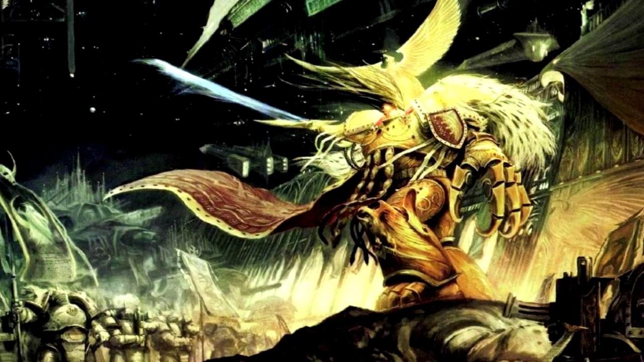 The Fel Empire Vs The Great Crusade Star Wars Vs Warhammer