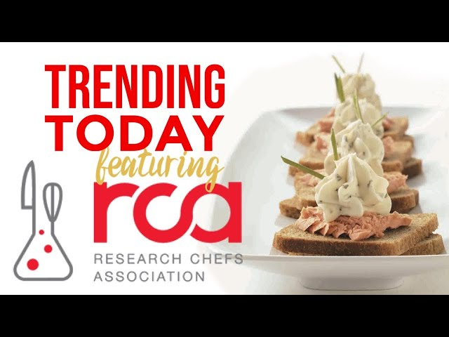 The Research Chefs Association featured on Trending Today