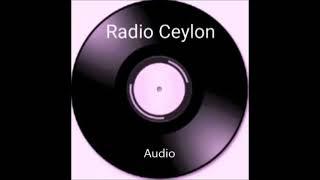 Radio Ceylon  09052021  Saaz Aur Awaaz